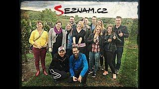 Teambuilding - Seznam.cz│Morava, Hovorany, Víno│Říjen 2017│MD TV│