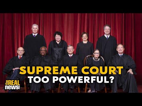 Progressives have to take back the Supreme Court