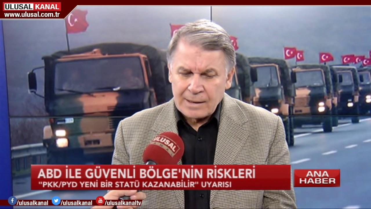 Ana Haber- 09 Ağustos 2019- Murat Şahin- Ulusal Kanal