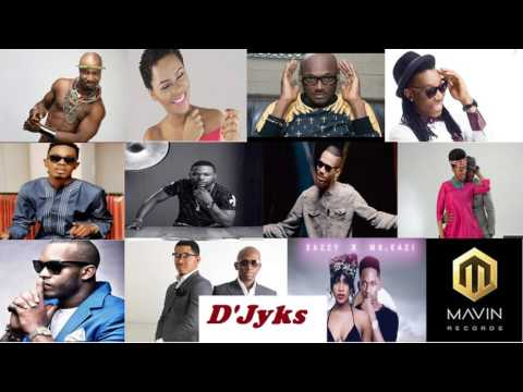 Naija Afrobeat Vol 2 mix  2017 by D'Jyks