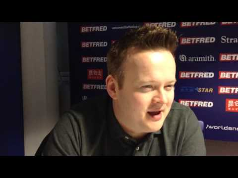 Live Snooker Q&A - Getting to know Shaun Murphy