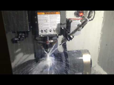 Haas DM-1 With 5 Axis TRT100