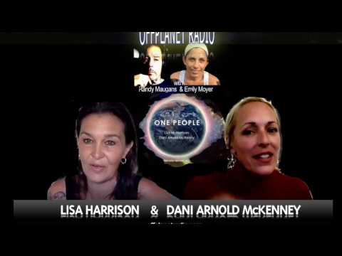 Lisa Harrison & Dani Arnold McKenney  Crossing Time Lines
