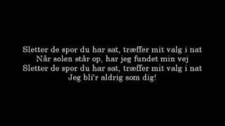 Alias - Min Far (with lyrics)