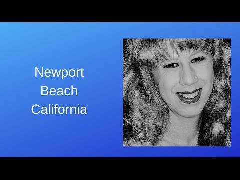 Newport Beach Bike Ride Orange County On YouTube. Bicycle Rock Music. #bicycling For Weight Loss
