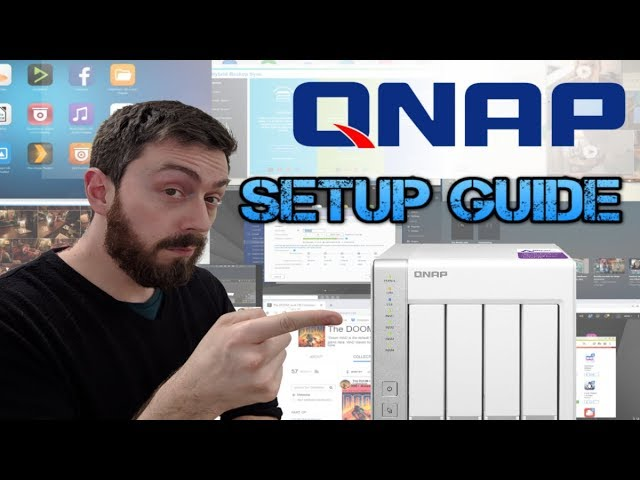 QNAP NAS Guide Part 5 - Surveillance and NVR Setup