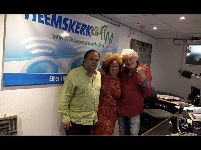 'Tristan' te gast bij Heemskerk FM