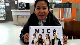 5/5 MOMMY- MICA -MESSAGES Micans Seoul DREAMERS