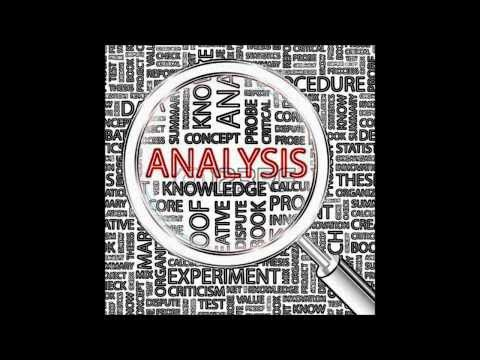 How to Write an Analysis!
