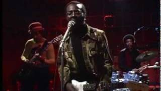 Curtis Mayfield live: We Got to Have Peace
