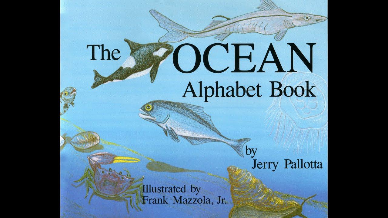 Ocean Picture Books for Preschool