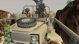 Conflict Desert Storm 1 No Retreat (With HUMVEE & Land Rover)