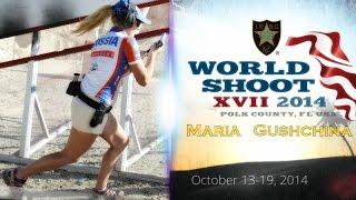 maria guschina ipsc world champion 2014 no sound