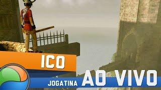 Ico - Gameplay Ao Vivo!