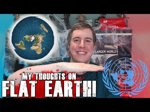 My thoughts on Flat Earth! thumbnail