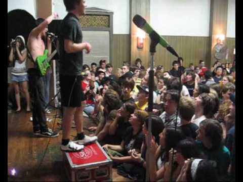 Enter Shikari 'Sorry You're Not A Winner' - Garfield, NJ