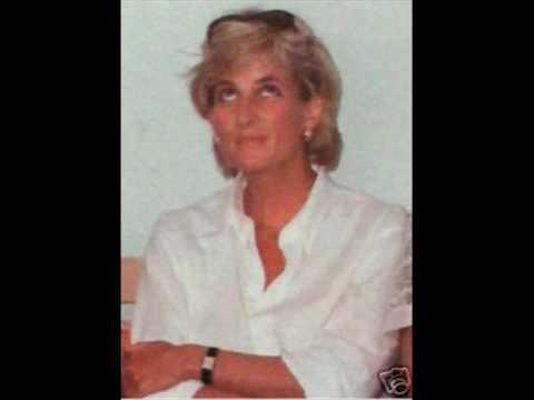 Princess Diana in Bosnia and Angola