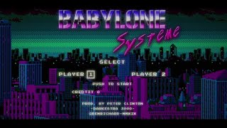 BLACKWEED - Babylone Systeme (prod by Peter Clinton)
