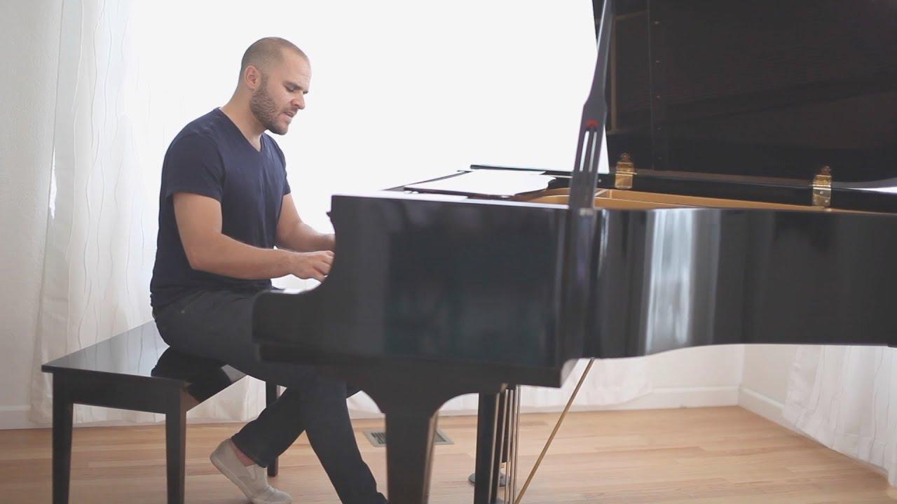 Summertime Magic, Dominic Pettine Piano Ballad, summer song