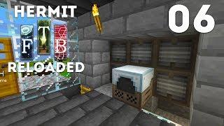 ►Hermits Reloaded - Ep. 6: BLAST FURNACE! (Modded Minecraft 1.12)◄   iJevin