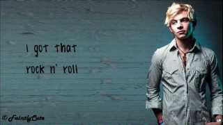Repeat youtube video Ross Lynch - I Got That Rock N' Roll (LONGER VERSION) - Lyrics