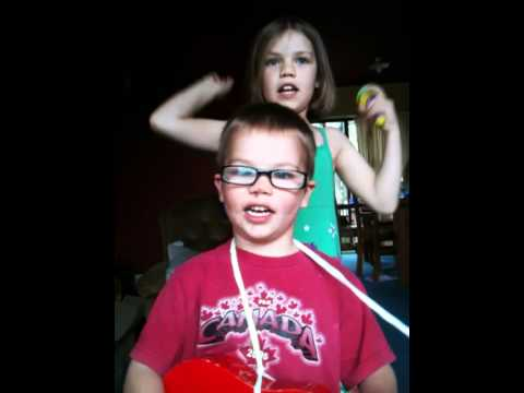 Voisey kids singing