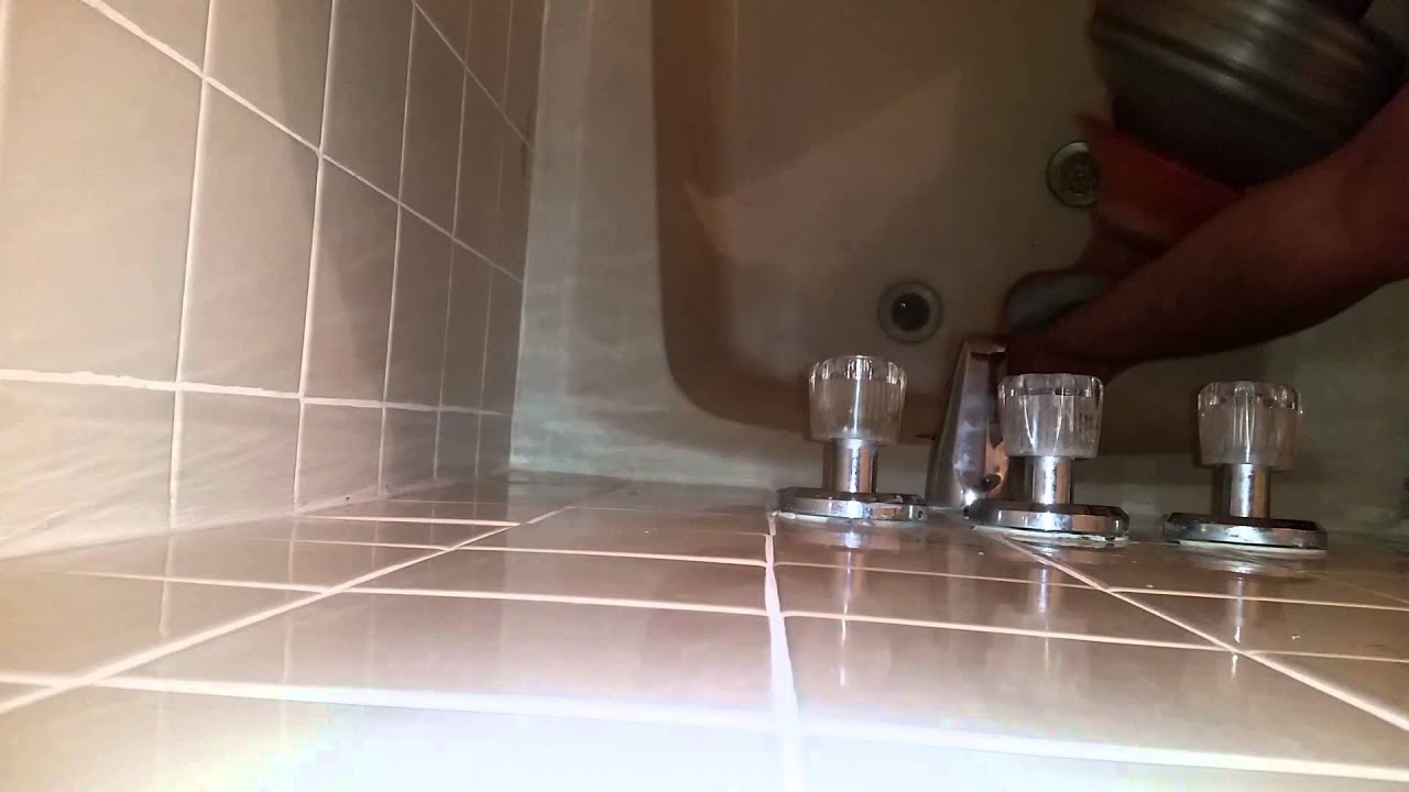 HowTo Unclog Bathtub Drain 3 Minutes (718)567 3700 Brooklyn Sewer U0026 Drain  Cleaning Nophier Plumbing   YouTube