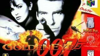 Repeat youtube video Goldeneye 007 (Music) - Elevator Music 1