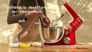 Masterchef Gourmet Moulinex: Quiche Lorraine