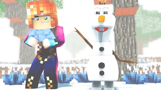 Minecraft: WHO'S YOUR FAMILY - FAMÍLIA FROZEN (FAMILY FROZEN)