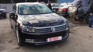 Американские автомобили из Грузии в Украину. Видео которое не должно было появиться в сети!