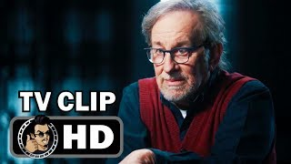 "JAMES CAMERON'S STORY OF SCIENCE FICTION Official Clip ""Steven Spielberg"" (HD) Amc Series"