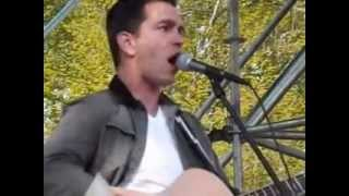 Andy Grammer - Keep Your Head Up @ The Flower Market