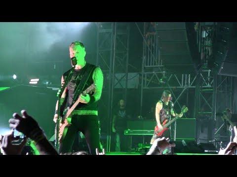 Metallica - Live at Orion (2012) Night 2/2 [Full Black Album LIVE]