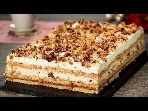 recette-de-gateau-sans-cuisson-facile-et-rapide---gâteau-de-biscuits-«-lion-»-|-savoureux.tv