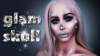 Glam Skull | Makeup Halloween