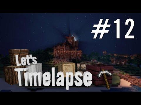 Let's Timelapse  St William  ep.12  Farm & Manor