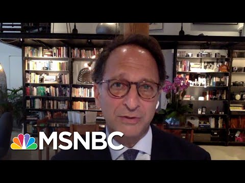 Weissmann On Robert Mueller's Investigation: I Think He Operated Completely Out Of Integrity | MSNBC