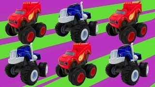 Blaze and the Monster Machines Full Episodes in English.