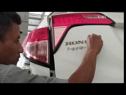 Cara Menghilangkan Bekas Stiker Di Mobil Baru