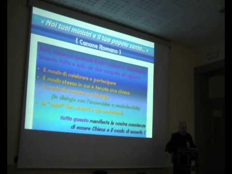 Concilio e Liturgia (2) -  p.Nino Fazio