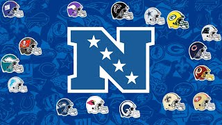 Which NFC Division Will Have the Most Playoff Teams in 2020?