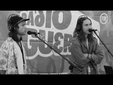 The Neighbourhood Interview Radio Guerrilla @Summer Well Festival 2016