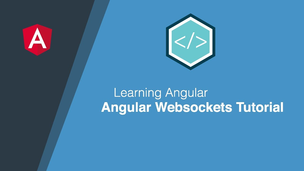 Angular Websockets Tutorial | TutorialEdge net