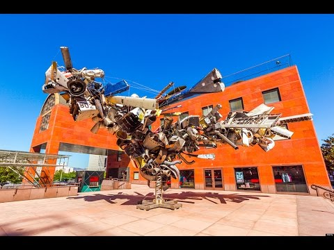 MoCA (Museum Of Contemporary Art), Los Angeles