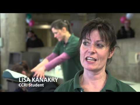 CCRI's 2014 Wellness Fair