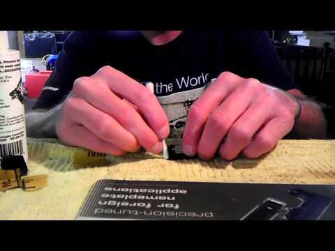 Beretta 92fs Easy Trigger Job Part 1