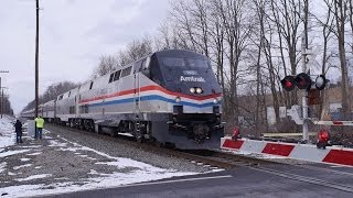 Amtrak @ 110 MPH