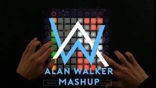 Video Alan Walker Mashup // Faded X Alone X Sing Me To Sleep X Tired // Launchpad Performance download MP3, 3GP, MP4, WEBM, AVI, FLV Agustus 2018