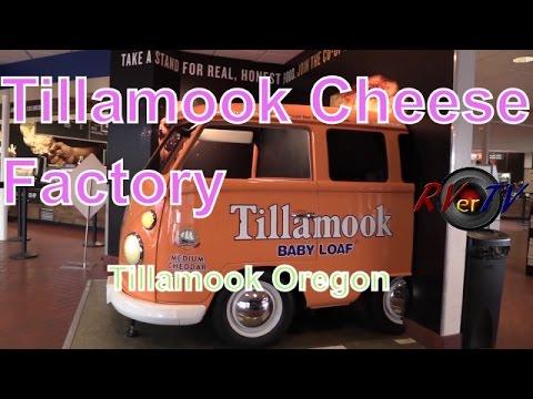 Tillamook Cheese Factory....Tillamook Oregon...Visitor Center...RVerTV